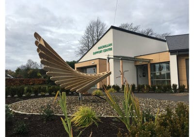 ALTNAGELVIN CANCER SUPPORT CENTRE OPENS