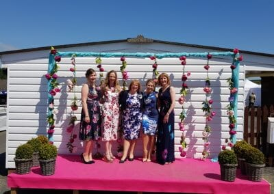 KELSO RACES LADIES DAY