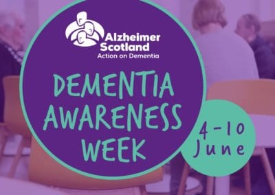 DEMENTIA AWARENESS WEEK 2018