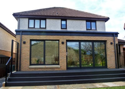 MIDLOTHIAN HOUSE EXTENSION COMPLETES