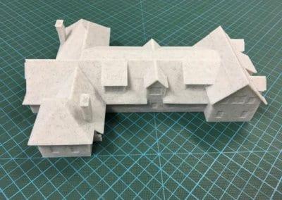3D MODEL FOR NEW HOUSE