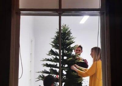 AT CHRISTMAS 2019